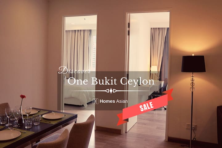 One Bukit Ceylon by Homes Asian - 2Bedroom.i04