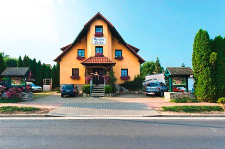 "Landferienhaus ""Pension Erika"" (Mühlhausen OT Görmar) - LOH05931, Doppelzimmer"