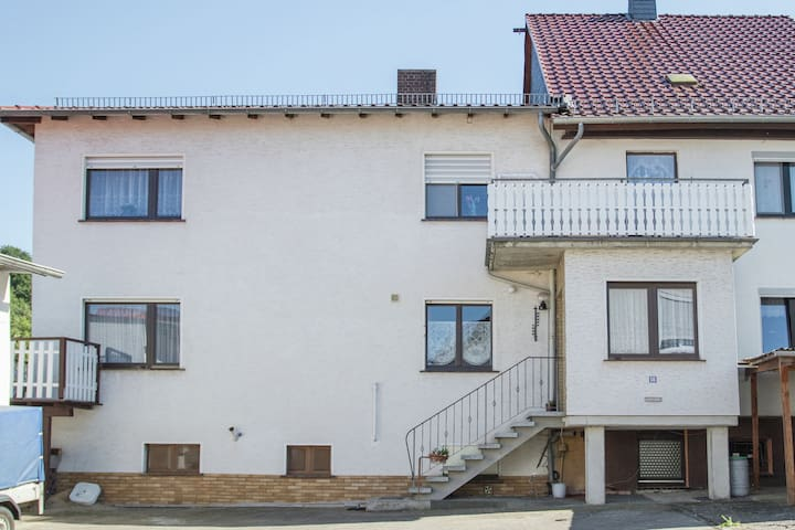 Beautiful holiday home for 2-4 persons in the heart of Germany