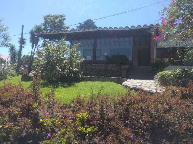 Cozy house in the countryside near Medellín - Retiro - Natur lodge