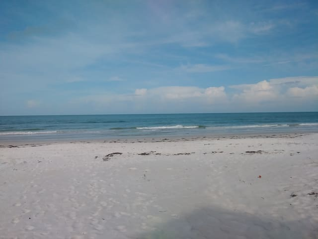 Indian Shores Gulf Front Rental