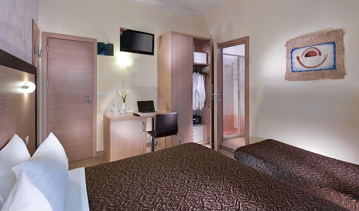 Triple Room near the Beach