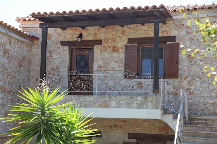 StoneHouse with Special View - Elani - House