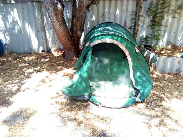 Garden Tent in the shade S