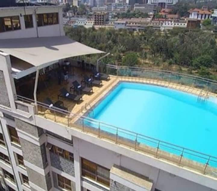 Affordable serviced apartments in Parklands