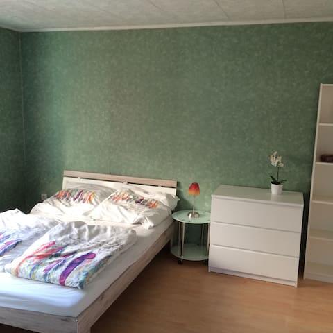 Room Heidelberg SAP in Nussloch - Nußloch - Lejlighed