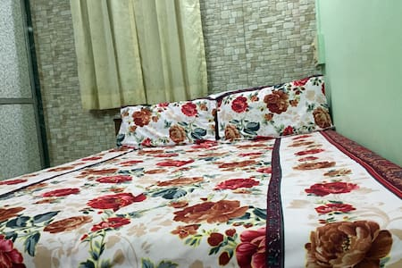Budget Apartment ( Comfortable Private Room ) - Mumbai - Appartement