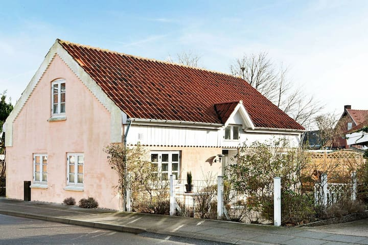 Quaint Holiday Home in Ulfborg Near Nissum Fjord