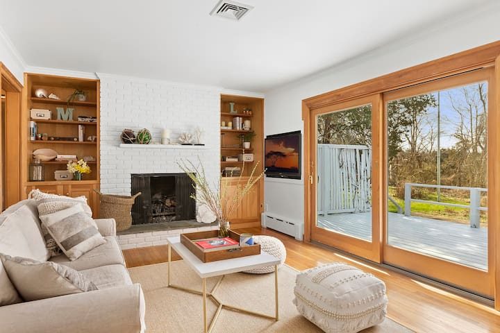 Sag Harbor Rental Available through Labor Day