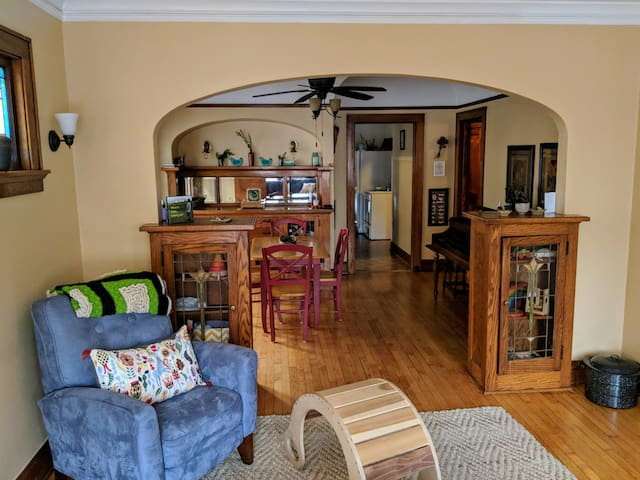 Family Oriented Flat in Bay View