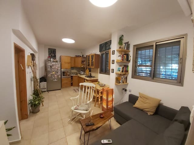 Lovely and cozy apartment, great location :)