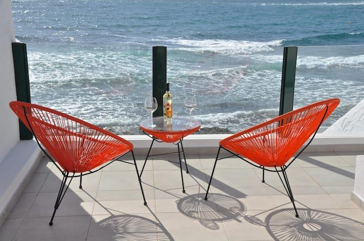 Apartamento Buena vista 1ª línea Playa Honda!!!
