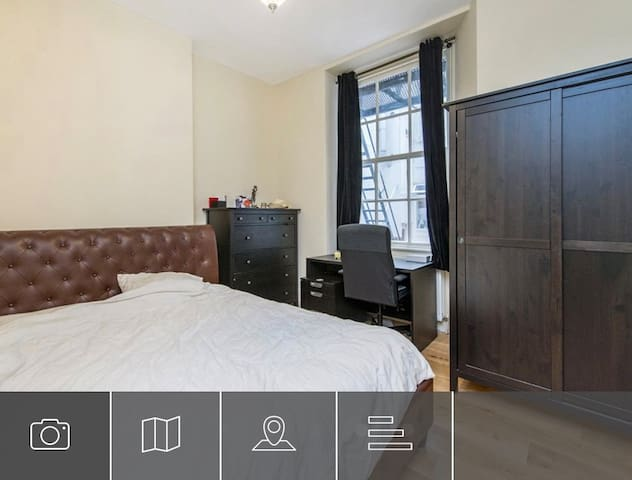 Modern 1 Bedroom Flat 5 Minutes from Hyde Park