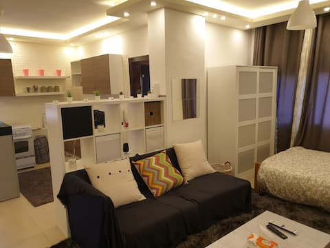 Studio Apartment in Al Thahir Area,Marj Al Hamam.