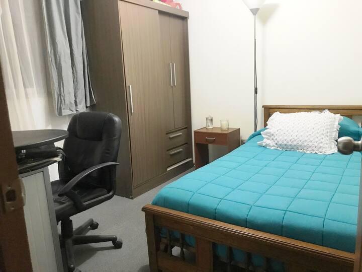 Excelente habitación en Condominio Talca