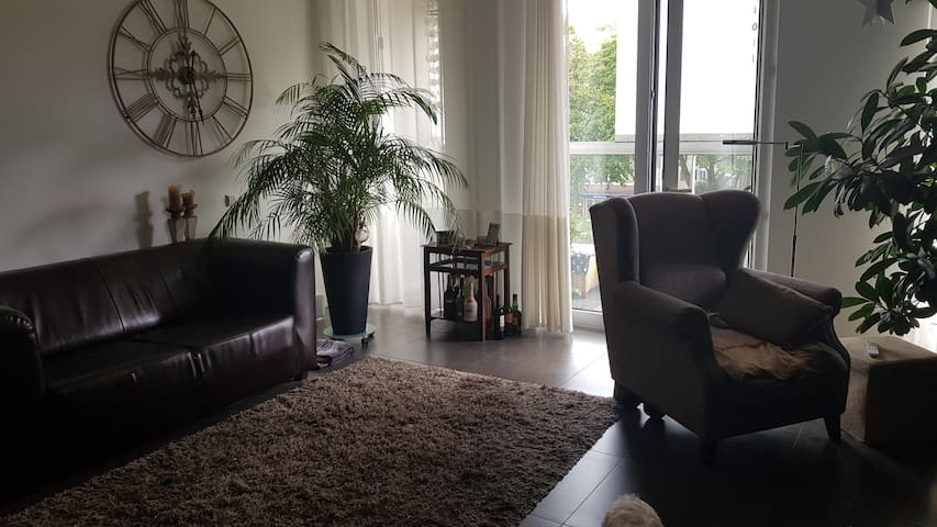 Cosy apartment  close to Tilburg University