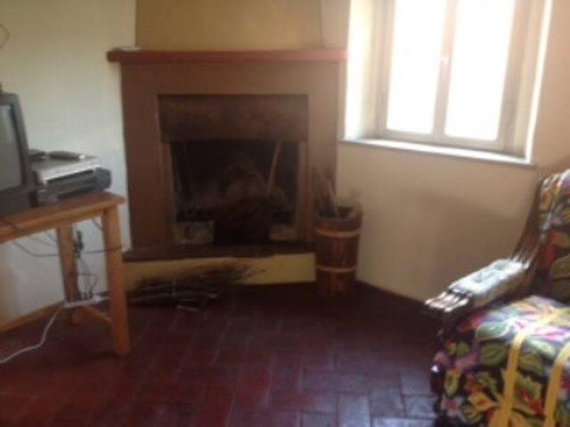 APPARTAMENTO SUI MONTI DELLA LUCCHESIA - Fiano - Apartament