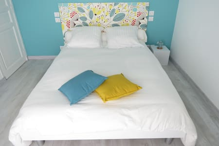 Chambre gersoise moderne et tout confort - Aubiet - Dům