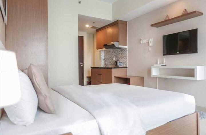 Studio Apartment Grand Dhika Bekasi