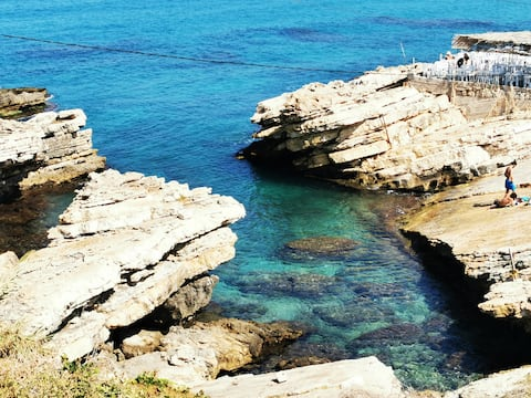 Sea side apart between Batroun and Byblos