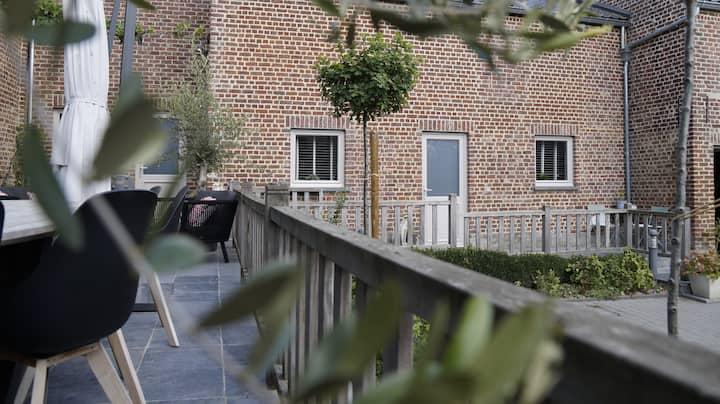 Guesthouse near Brussels, Leuven & Tienen