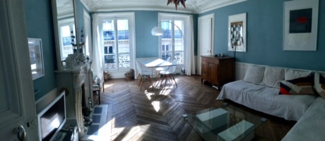 Appartement 100m2 St Paul/ Marais/Bastille
