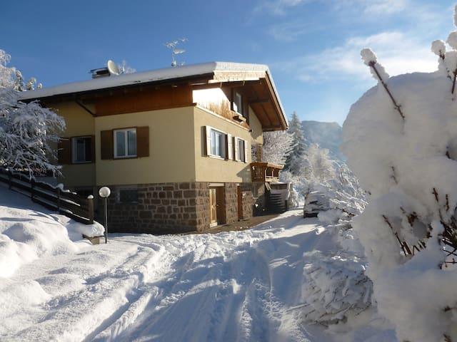 Appartamento di montagna in mansarda