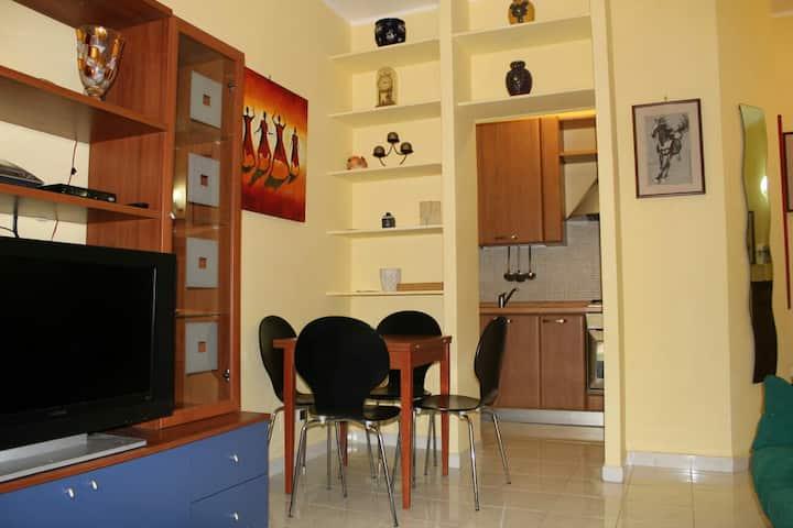 Casa PieRosa : graziosa, accogliente e riservata
