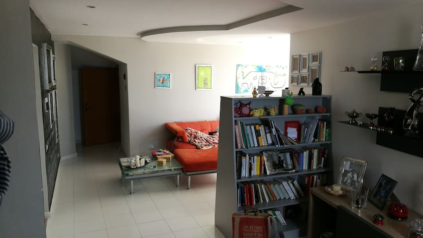 The loft - L'attico (6 persons)
