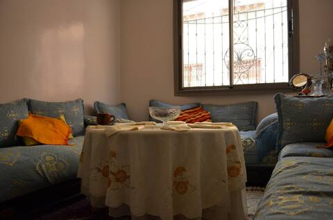 Chambre . 2 lits. Agadir (ait melloul)