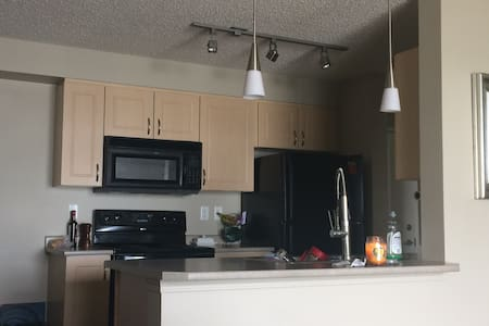 Bedroom with Balcony Access and Private Bathroom! - Apartment