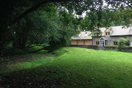 Goosepool Cottage - peaceful and perfect location - Herefordshire
