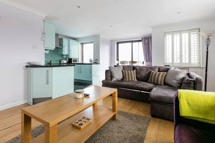 Excellent 2 Bed City Centre Apartment