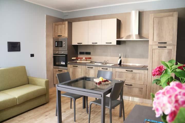 Appartamento 6 posti letto Il Ciliegio