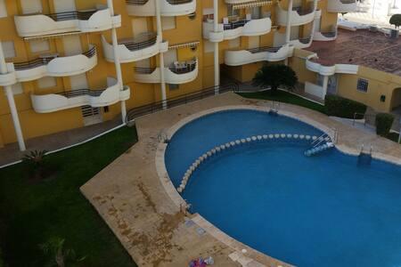Apartamento en la playa - Xeraco