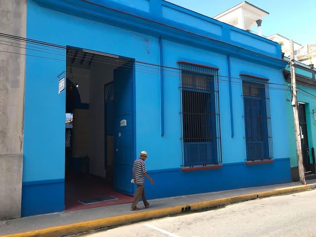 Hostal Azul - Room 1