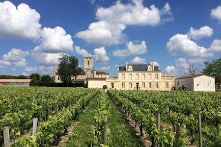 Chāteau Pey Berland prestige privé - Moulis-en-Médoc - Castell