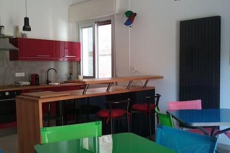 Appartamento in centro a Rimini - Rimini - Leilighet