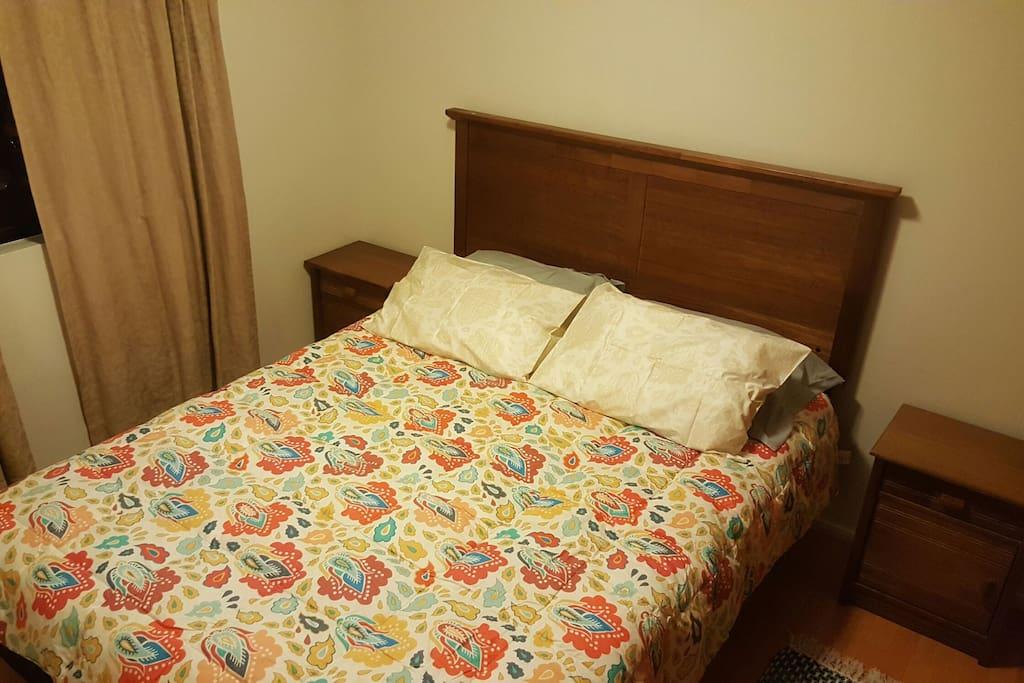 dormitorio principal Queen size