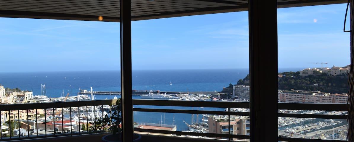 VIEW GRAND PRIX,  1 STEP DEPARTURE - Monaco - Apartment