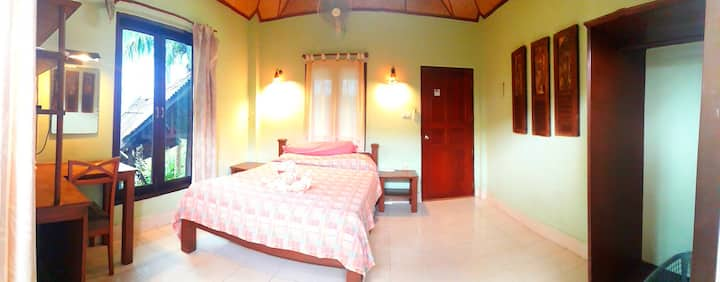 Shanti Phuket. Urban Farm & Resort.  Andaman Room