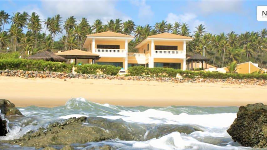 Casa da Estrela-Luxuosa Casa na Praia - Litoral RN - Canguaretama - บ้าน