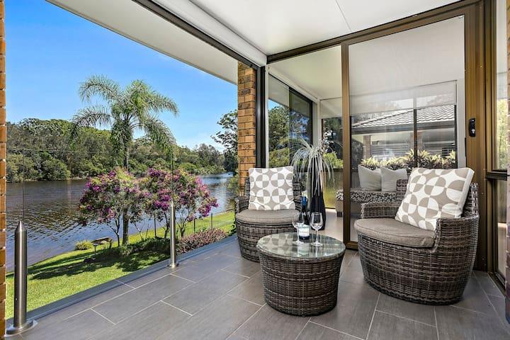 Bonville on Bonville -  Sawtell Waterfront Luxury