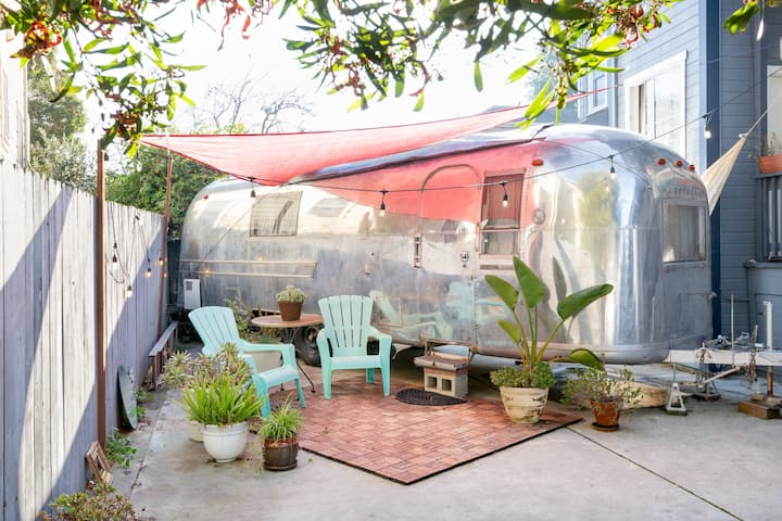 Vintage Airstream - Close to BART / Minutes to SF