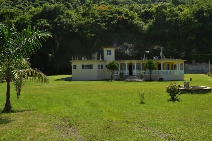 Bluefields Ocean Front Villa