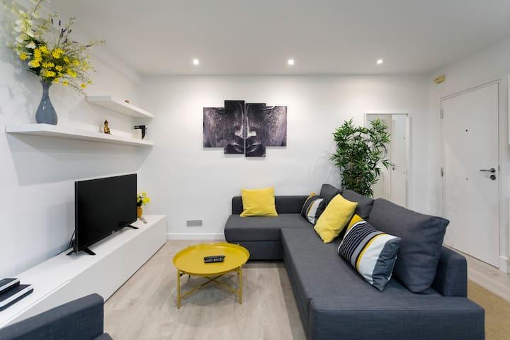New apartment in the neighborhood of Amara.