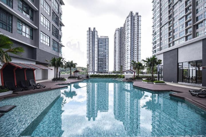 Chot's Place@Conezion IOI Resort City Putrajaya