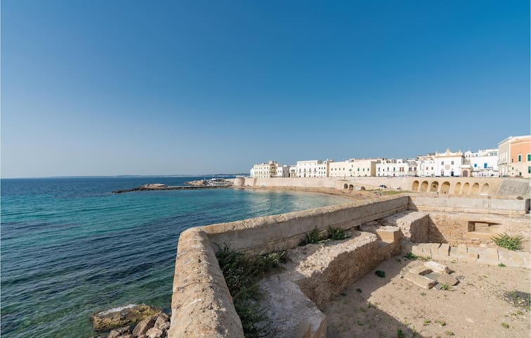 Holiday apartment with 1 bedroom on 40m² in Gallipoli