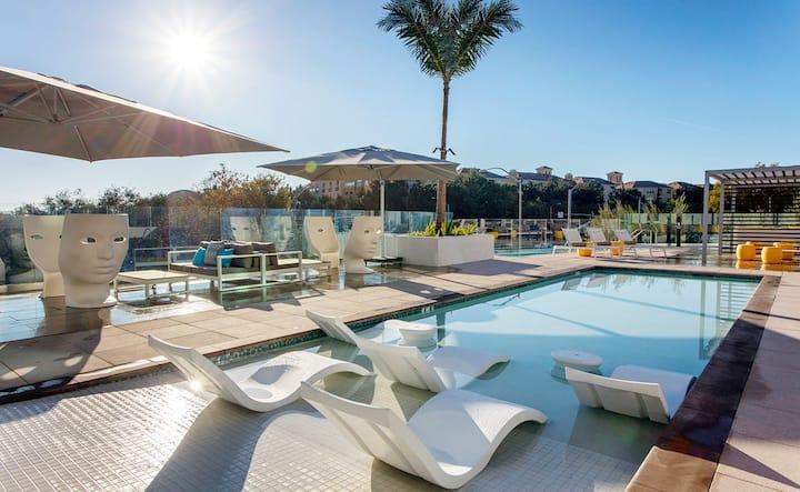 5star Irvine Vacation Home/Resort Luxury Amenities