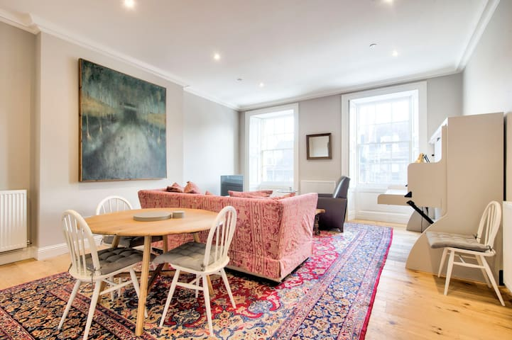 Frederick St Luxury Flat - Heart of the City